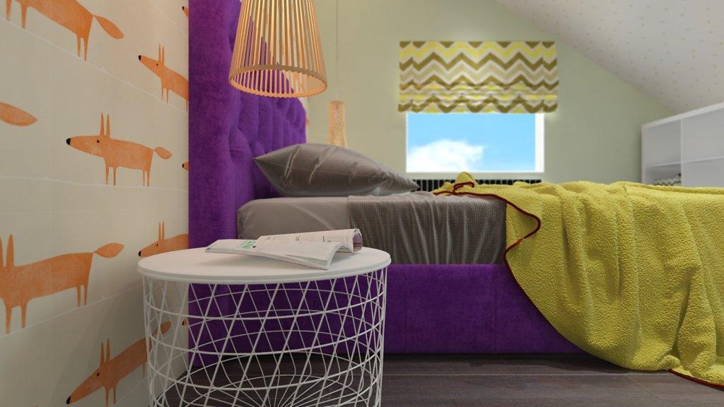 детская комната/гостевая комната